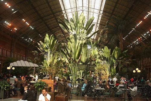 Dworzec w Madrycie